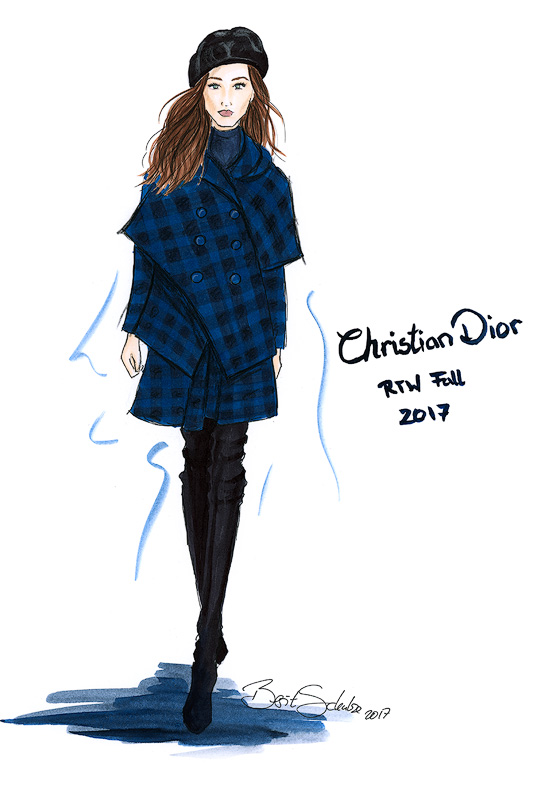 Christian Dior Jadior MissDior Berit Schulze