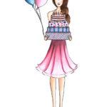 happy birthday Geburtstag ballots presents gifts Ballons Geschenke Alles gute